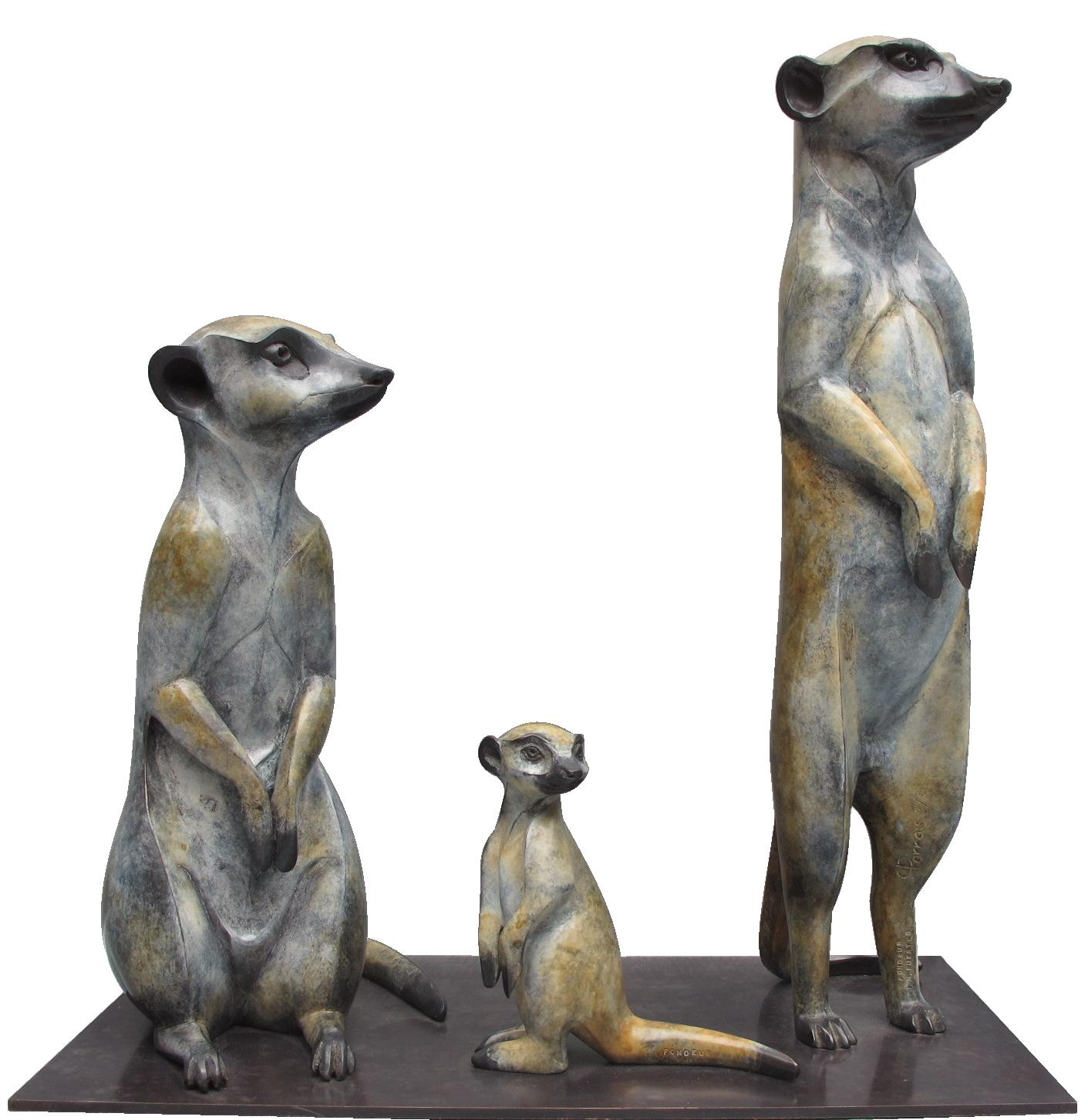 Suricates – Chantal Porras