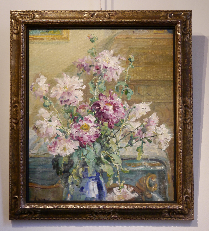 Bouquet de fleurs – Angelina Drumaux