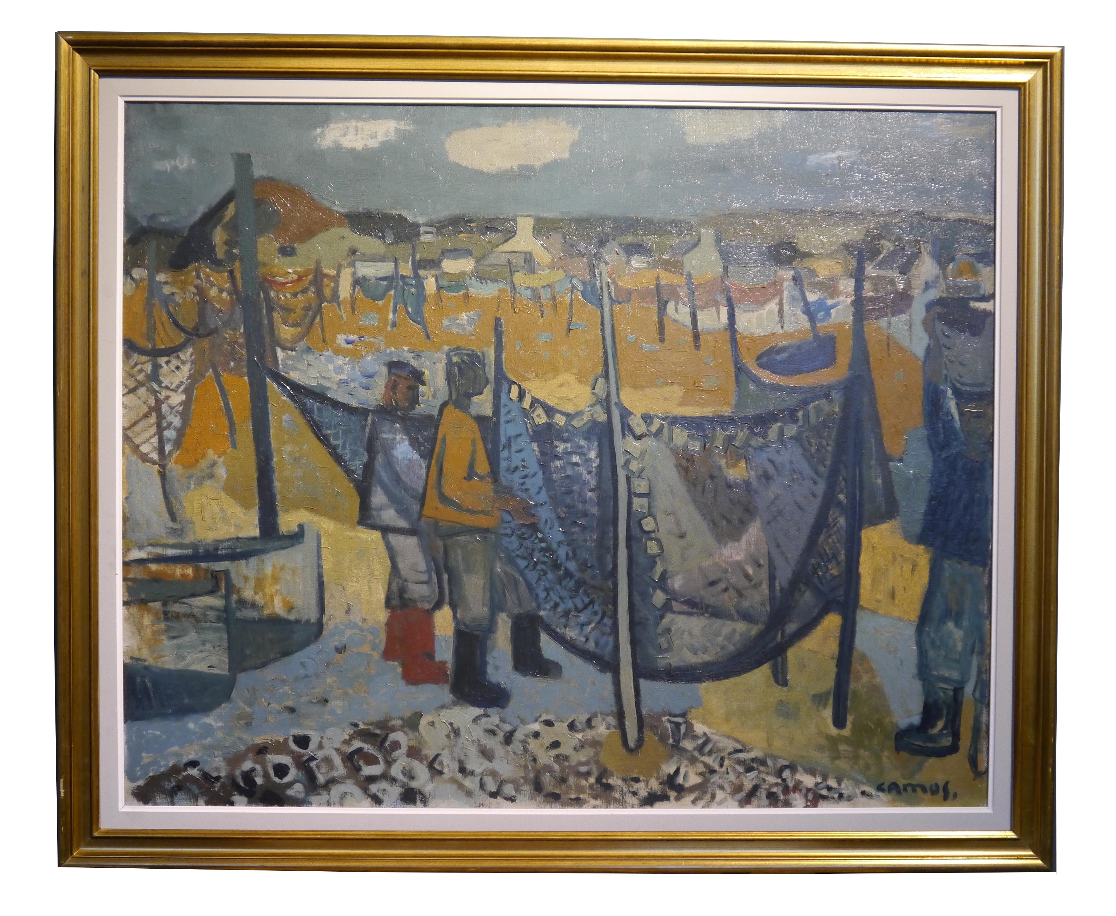 Gustave Camus – La Bretagne