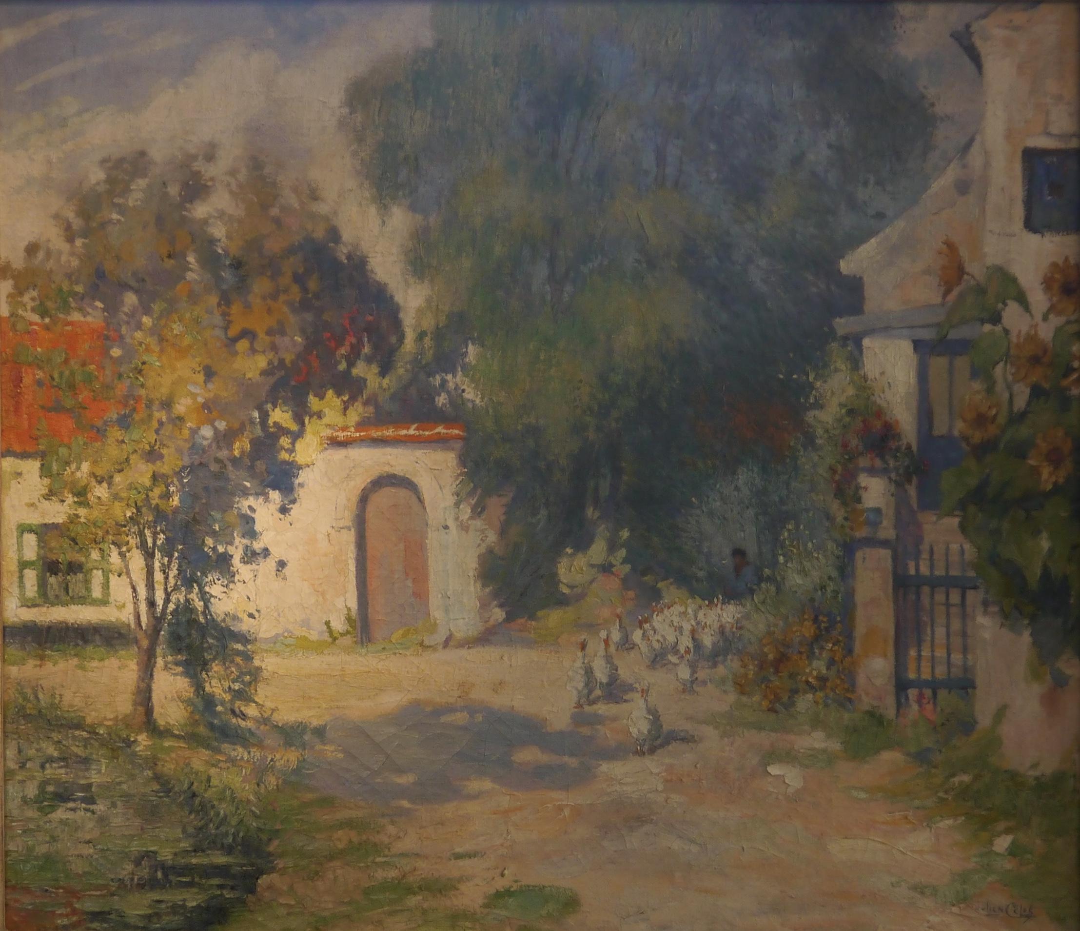 Julien Celos – La ferme