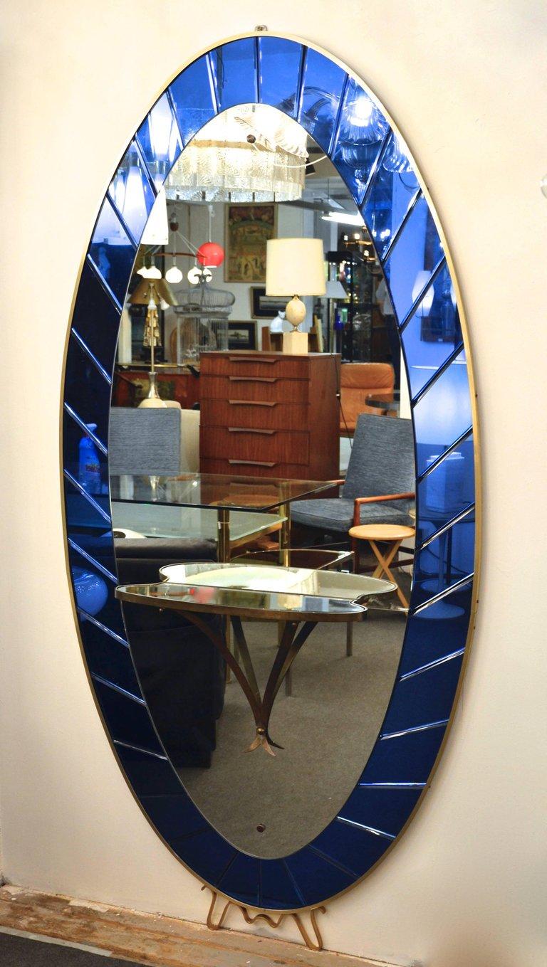 Miroir et console – Cristal Art