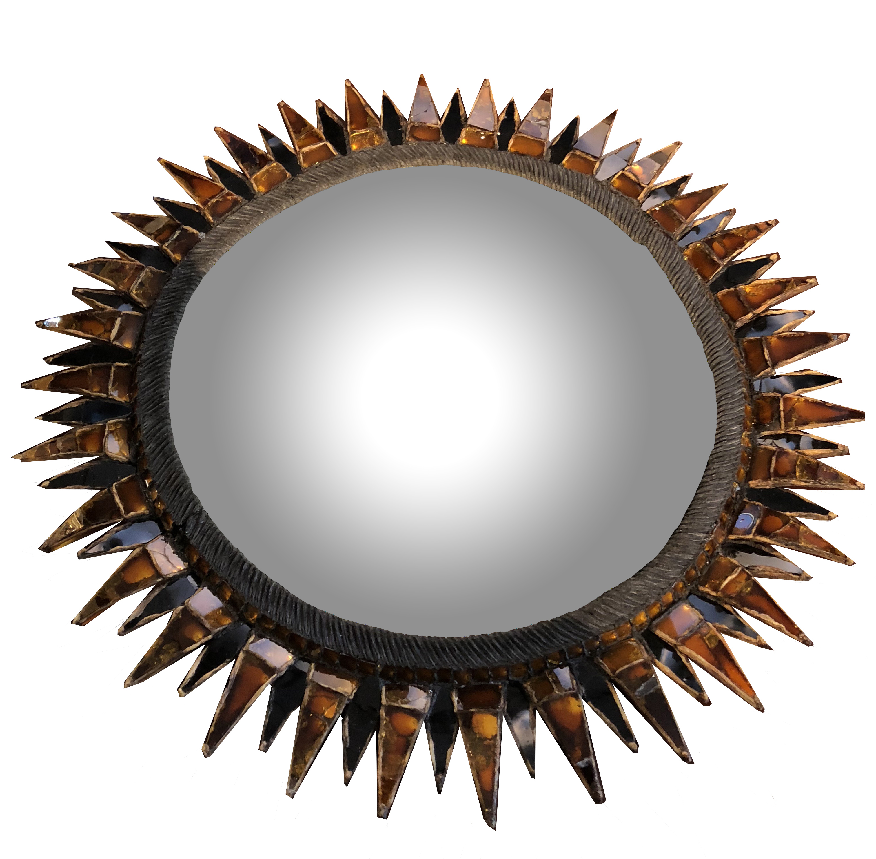 Miroir Soleil à pointe – Line Vautrin
