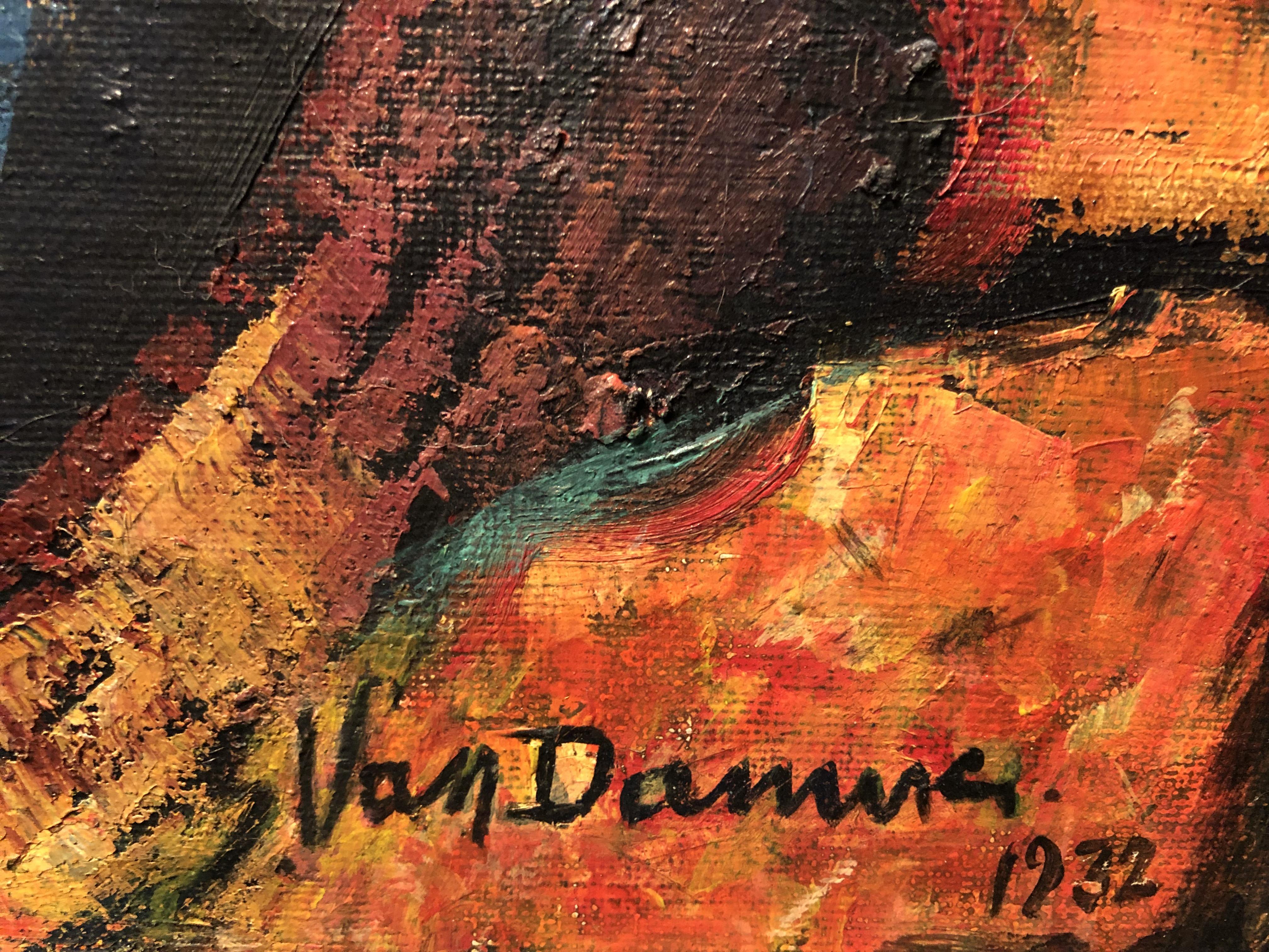 Suzanne Van Damme